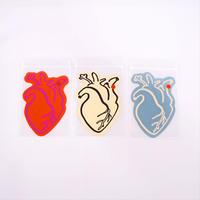 "norahi / STICKER ""HEART"" (2299990958870)"