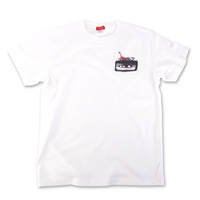 Girlside Aki Ishibashi Tシャツ ロゴ小