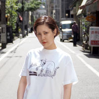 Girlside yamyam Tシャツ
