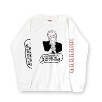 Girlside norahi ロングTシャツ