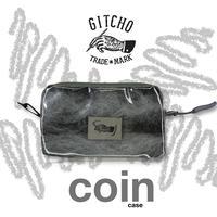 Coin Case-woolfelt/GY