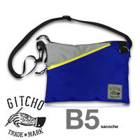 B5 sacoshe-GY/BL