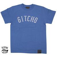 Moco moco Gitcho T-shirt-SaxBL