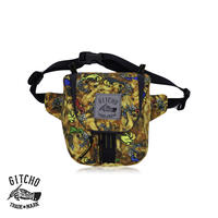 Mini Hexagon waist pack-DuckParty