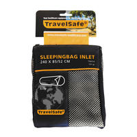 TravelSafe トラベルセーフ / スリーピングバッグ インレット シルク
