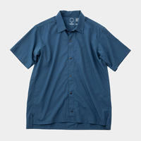 山と道 / Bamboo Short Sleeve Shirt