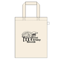 """Front Swamp Records"" Tote Bag"