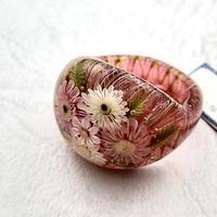 #11 花珠のリング_薄紅