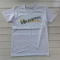 LOGO  S/S Tee『SBA CHAPTER1』/green × yellow