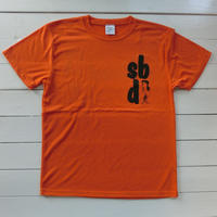 サーフィンするときのTee『SBA CHAPTER1』/ORANGE or YELLOW