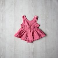 ベビーワンピース【ピンク】