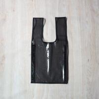 PVCバッグ【ブラック】