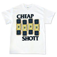 FOUR BOOM BOXES TEE  |  CHEAPSHOTT