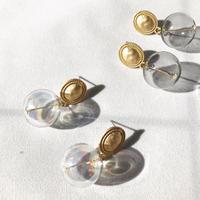 【Glass dome】ピアス