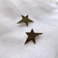 【Hard star】ピアス&イヤリング