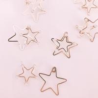 【Double star】ピアス