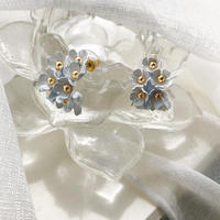 【White bouquet】ピアス