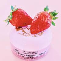 【ストロベリーマスク】Eminence Organics - Strawberry Rhubarb Masque