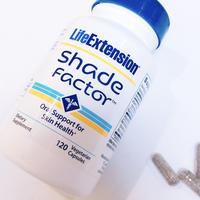 【抗炎症・飲む日焼け止め】Shade Factor