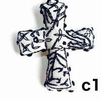 ハンドメイド チャーム(Cross)