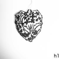 ハンドメイド チャーム(Heart)