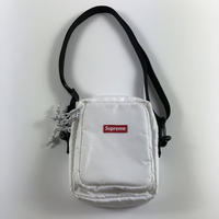 Supreme Small Shoulder Bag White 17AW 【中古】