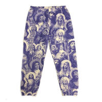Supreme Jesus and Mary Sweatpant Purple M 18AW 【新品】