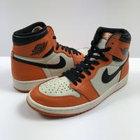 NIKE AIR JORDAN 1 RETRO HIGH OG SHATTERED BACKBOARD AWAY 27.0cm 2016年 【中古】