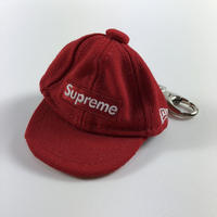 Supreme New Era Keychain Red 14AW 【中古】