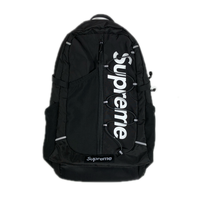 Supreme Backpack Black 17SS 【中古】