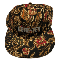 Supreme GORE-TEX 6-Panel Flower Print 18AW 【新品】