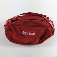 Supreme Waist Bag Red 18SS 【中古】
