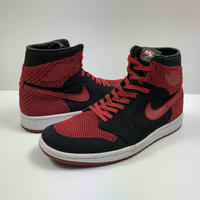 NIKE AIR JORDAN 1 HIGH BRED / BANNED FLYKNIT 27.0cm 2017年 【中古】