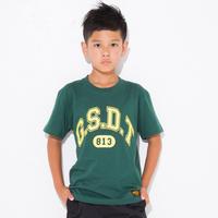 G.S.D.T  813  Tee  グリーン
