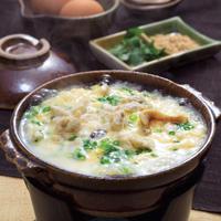 ふぐ雑炊スープ