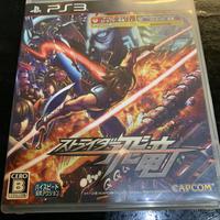 【PS3】ストライダー飛竜