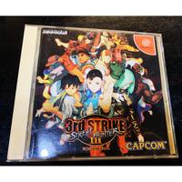 【ドリームキャスト】ストリートファイター3 サードストライク(中古ゲームソフト)