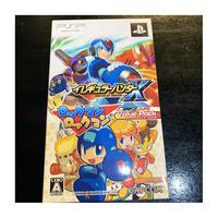 【PSP】イレギュラーハンターX/ロックマンロックマン バリューパック(中古ソフト)