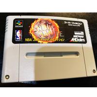 【スーパーファミコン】NBA JAM トーナメントエディション(中古ソフト)