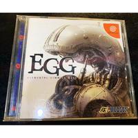 【ドリームキャスト】EGG -エレメンタルギミックギア-(中古ソフト)
