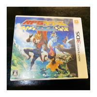 【ニンテンドー3DS】RPGツクール フェス(中古ソフト)