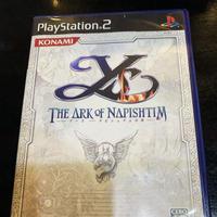 【PS2】イース -ナピシュテムの匣-(中古ソフト)