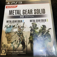 【PS3】METAL GEAR SOLID -HD EDITION-(中古ゲームソフト)
