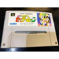 【スーパーファミコン】美少女戦士セーラームーン(中古ゲームソフト)