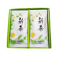 釜炒り茶贈答品(2本入り)