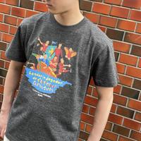 [大人&子供Tシャツ同時購入で10%OFF]Tシャツ<AQUARELA>(G192-792)
