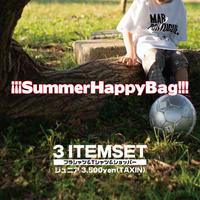 iiiSummer Happy Bag !!! 3ITEM SET<ジュニア>