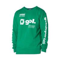 Jr.スウェットシャツ<LOGOS>(G093-772J)