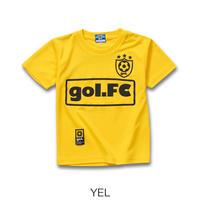 [フリーナンバリング]Jr.ドライシャツ <gol.FC> (G775-489)