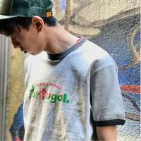 [大人&子供Tシャツ同時購入で10%OFF]リンガーTシャツ<PORTUGOL>(G192-794)
